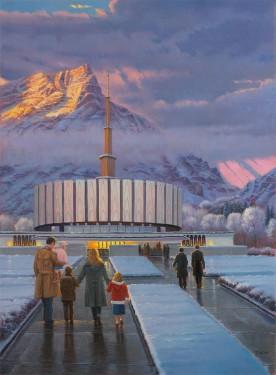 Provo, Utah Temple