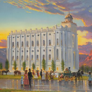 St. George, Utah Temple