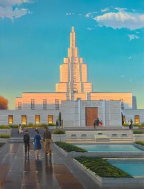 Idaho Falls, Idaho Temple