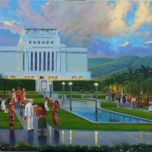 Laie, Hawaii Temple