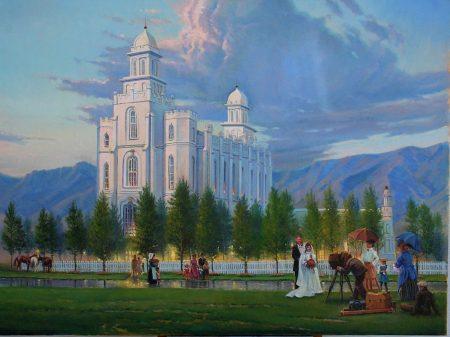 Logan, Utah Temple