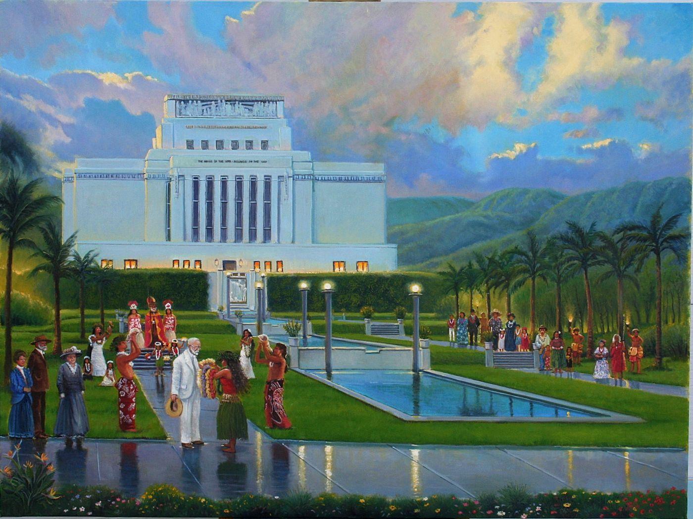 Laie, Hawaii Temple