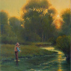 Quiet Of A Stream